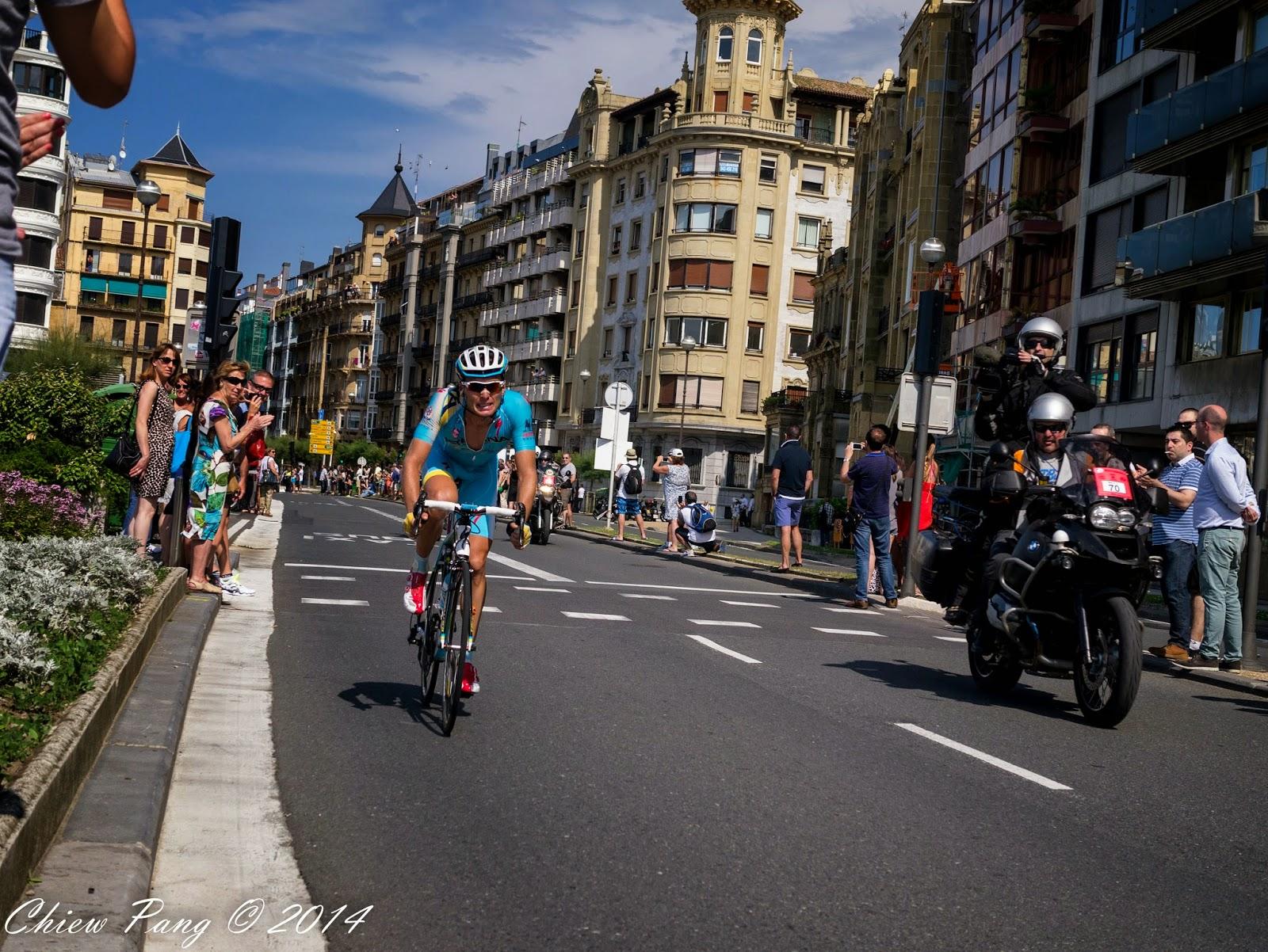 34th Clásica Ciclista San Sebastián