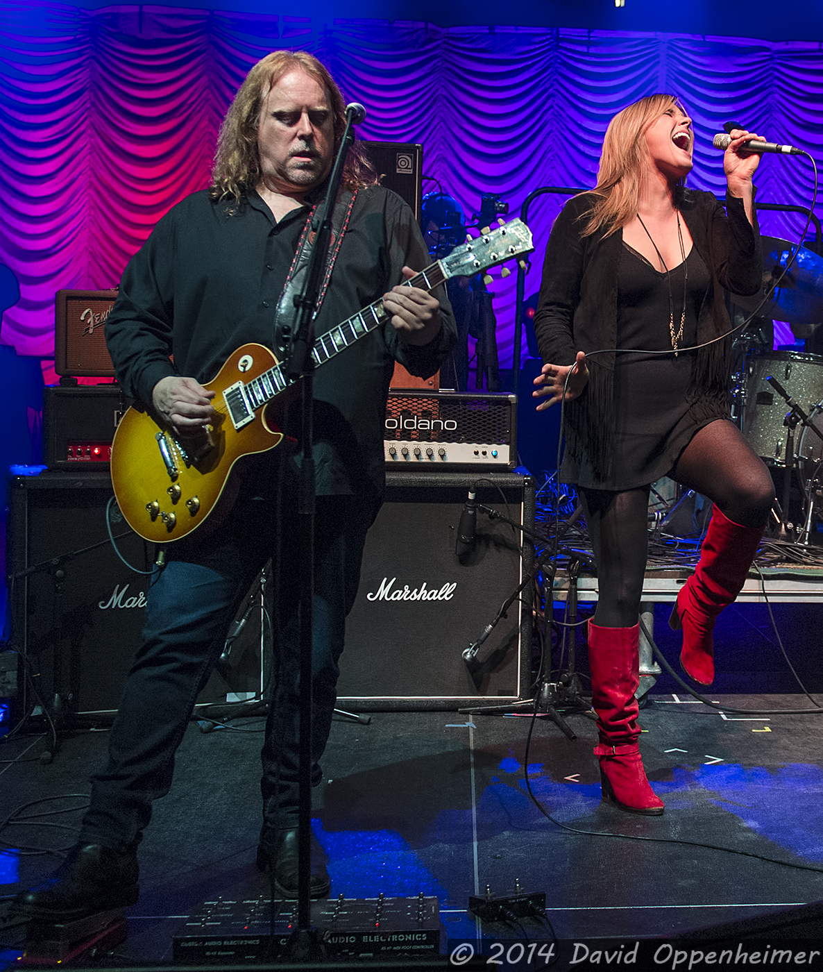 Grace Potter with Gov't Mule