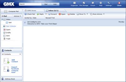 5 Penyedia Layanan E-Mail Gratis Terbaik