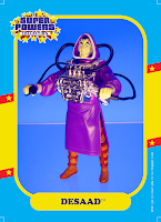 Super Powers Collection Desaad Action Figure by Kenner Superman Super Powers Collection Figure Clark Kent Kenner Mattycollector DC Universe Classics Unlimited Man of Steel Toys Movie Masters polymerphelia GeekSummit