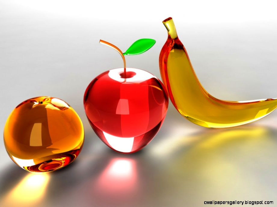 glass fruit wallpaper for your computer and mobile phone
