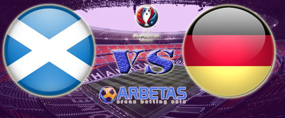 Prediksi Skor Skotlandia vs Jerman 8 September 2015