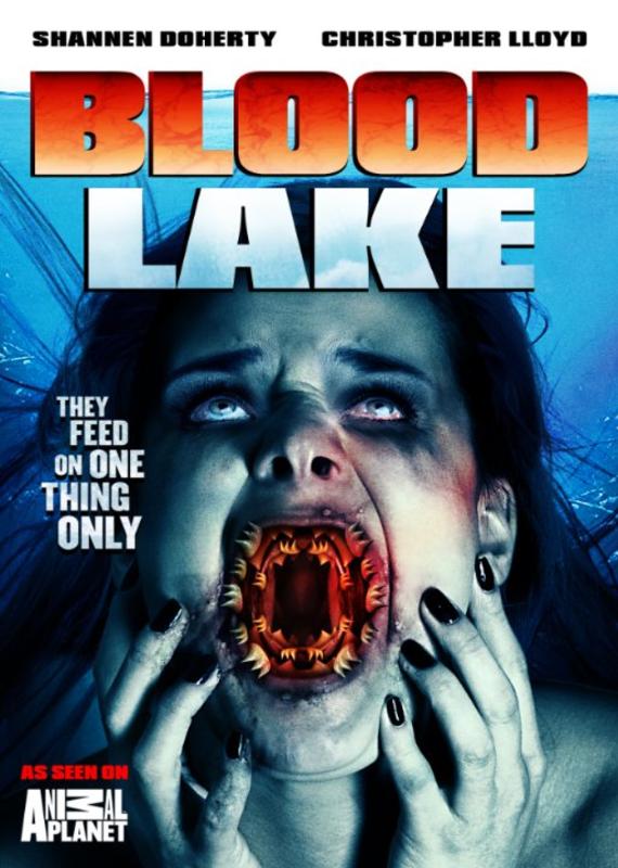 Blood Lake (2014) [DVDrip XviD][Castellano.AC3 2.0][Thriller.Terror]