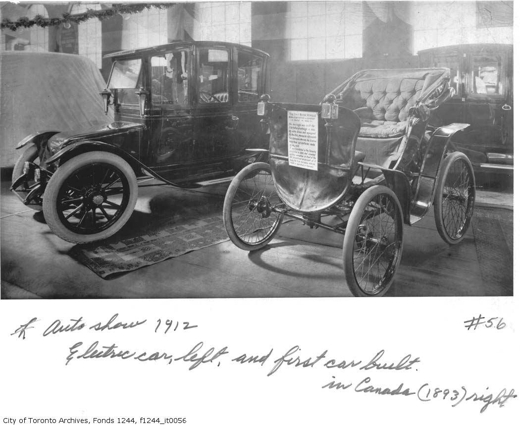 lost toronto: Vintage Car Dealerships/Gas Stations/Car Shows