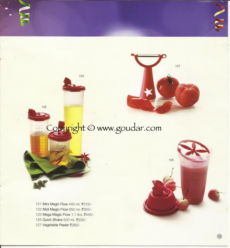 mahiti - Tupperware ..: Tupperware India Catalogue September 2013 (New ...
