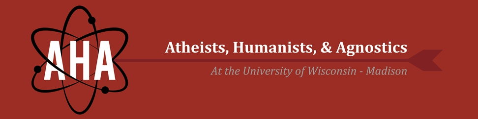 Atheists, Humanists, &amp; Agnostics  (AHA!)