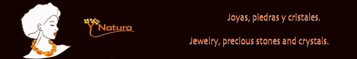 Joyas, Piedras y Cristales. Jewelry, Precious Stones and Crystals.