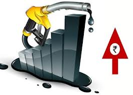 Petrol Price Hiked By Rs. 2.35 Per Litre And Diesel By 50 Paise
