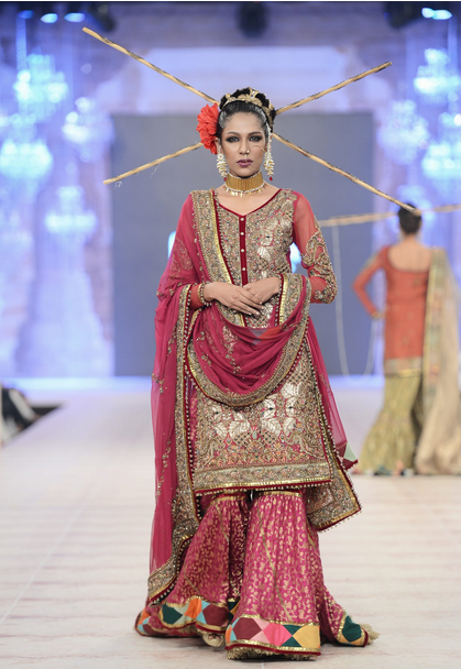 2015 bridal fashion show fashion point