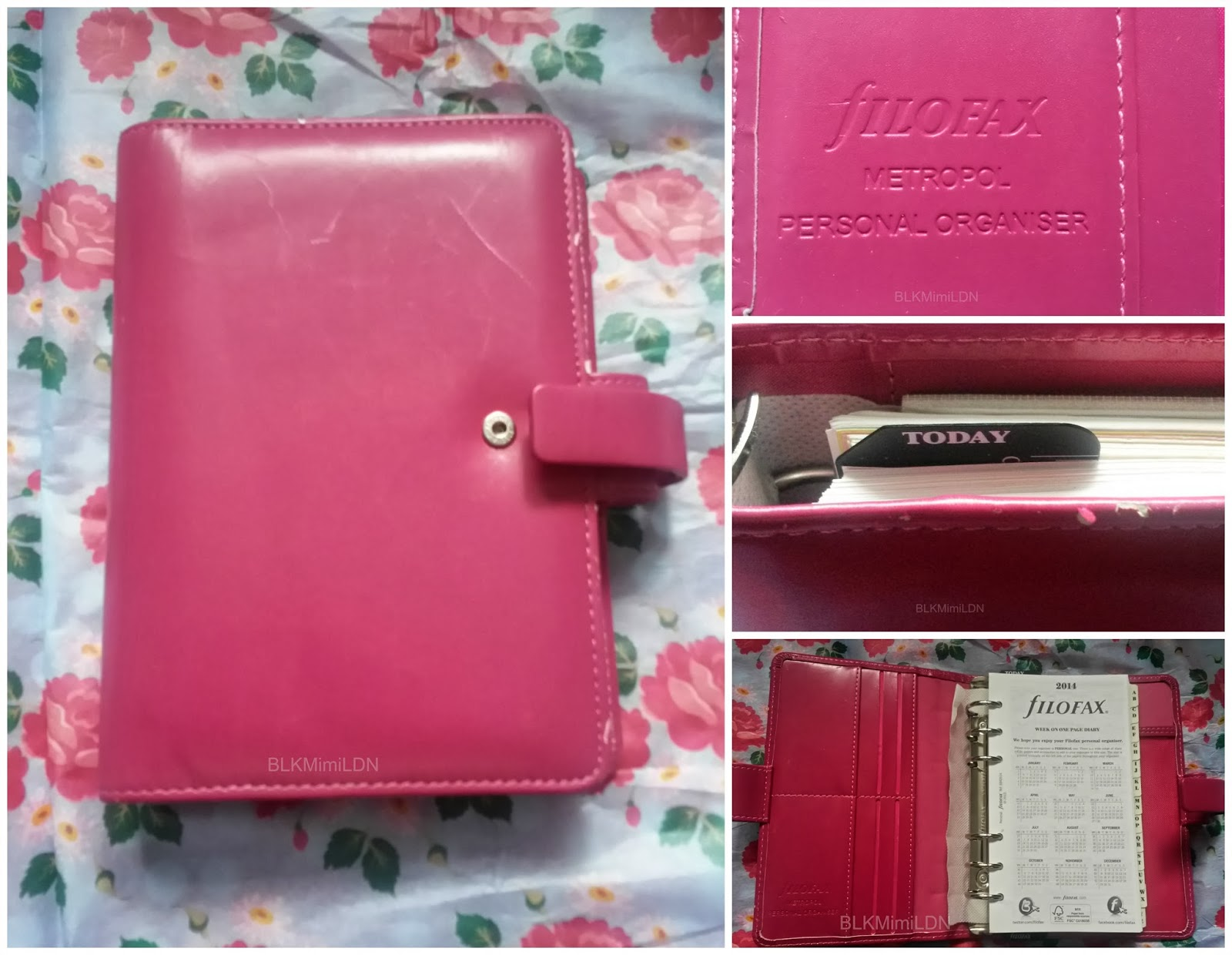 Diary, Organiser,