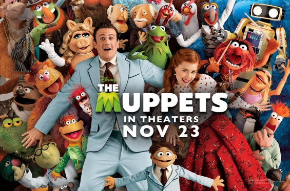 4 New Clips From The Muppets