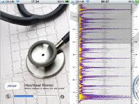 Stetoskop Genggam Digital Untuk iPhone Dan iPod Touch