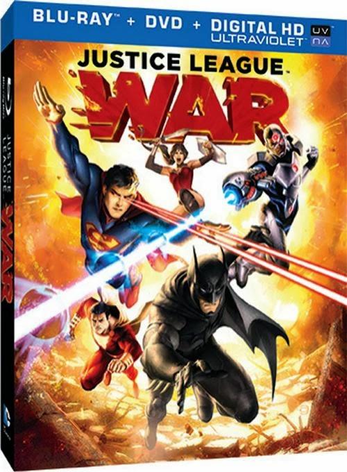 Liga da Justiça – Guerra (2014) BDRip Bluray 720p Dublado