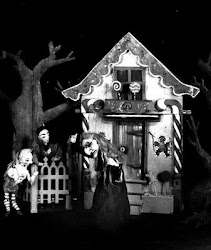 BLACK CHERRY PUPPET THEATER