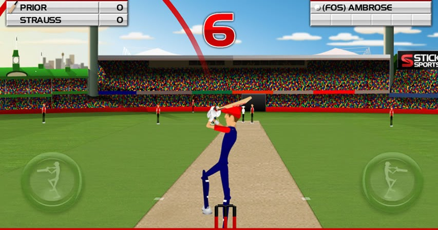 Play Stick Cricket Online >> Stick-Cricket The Best Online Cricket PC Game | Available on other platforms - Quest for fun