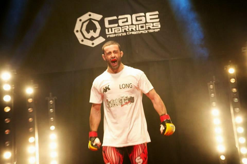 Lewis Long Mma Lewis Long 8-3 Revealed His