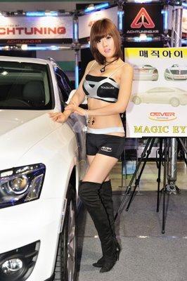 Kumpulan Foto SPG Korea Seksi, Cantik, Hot, Bening