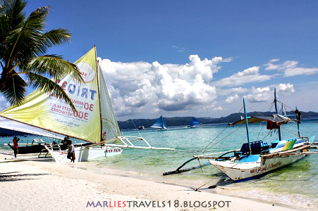 marlie s travels more fun in boracay day 1