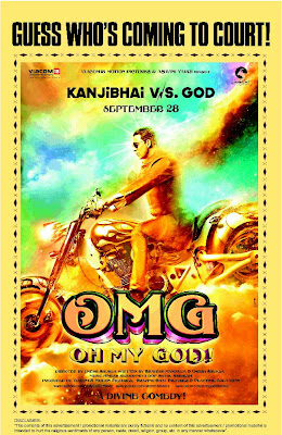 Oh My God First Look Poster