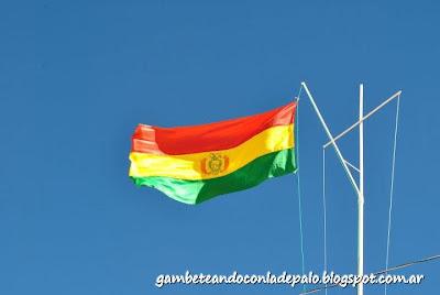 Bandera de Bolivia - Gambeteandoconladepalo