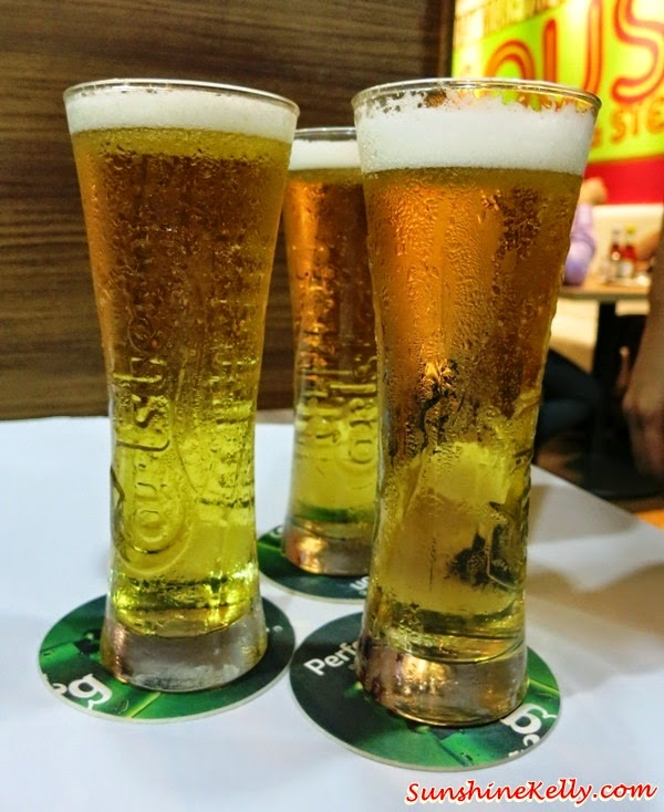 carlsberg beer, beer promotion, Father's Day, Feast on Ribs, Chicago Rib House