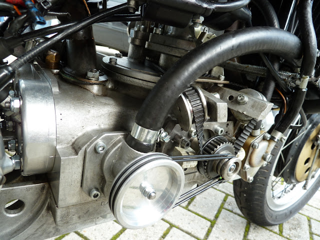 Konig Motorcycle Engine