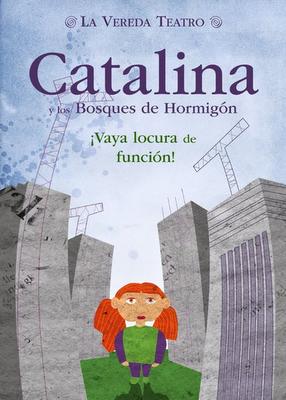 Asturias con niños:  Catalina y los Boques de Hormigón de La Vereda