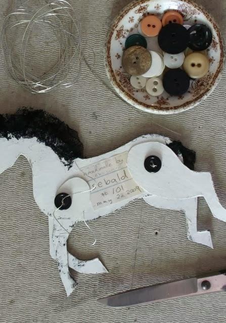 Sakura haruka singapore parenting and lifestyle blog for Horse crafts for kids