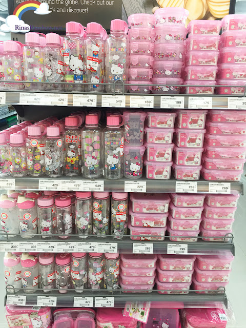 Hello Kitty Lock and Lock