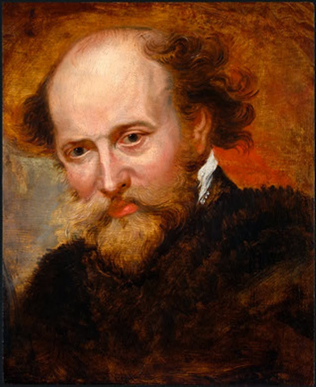 Picture of Self Portrait by Peter Paul Rubens, 1620