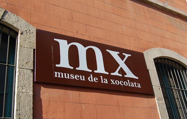 Museu de la Xocolata em Barcelona