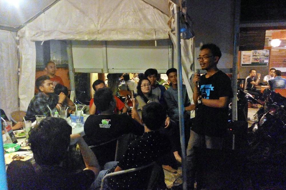 Buka Puasa Bersama (Bukber) - Community Discussion about Innovation in Google and Google Culture | MMufidLuthfi