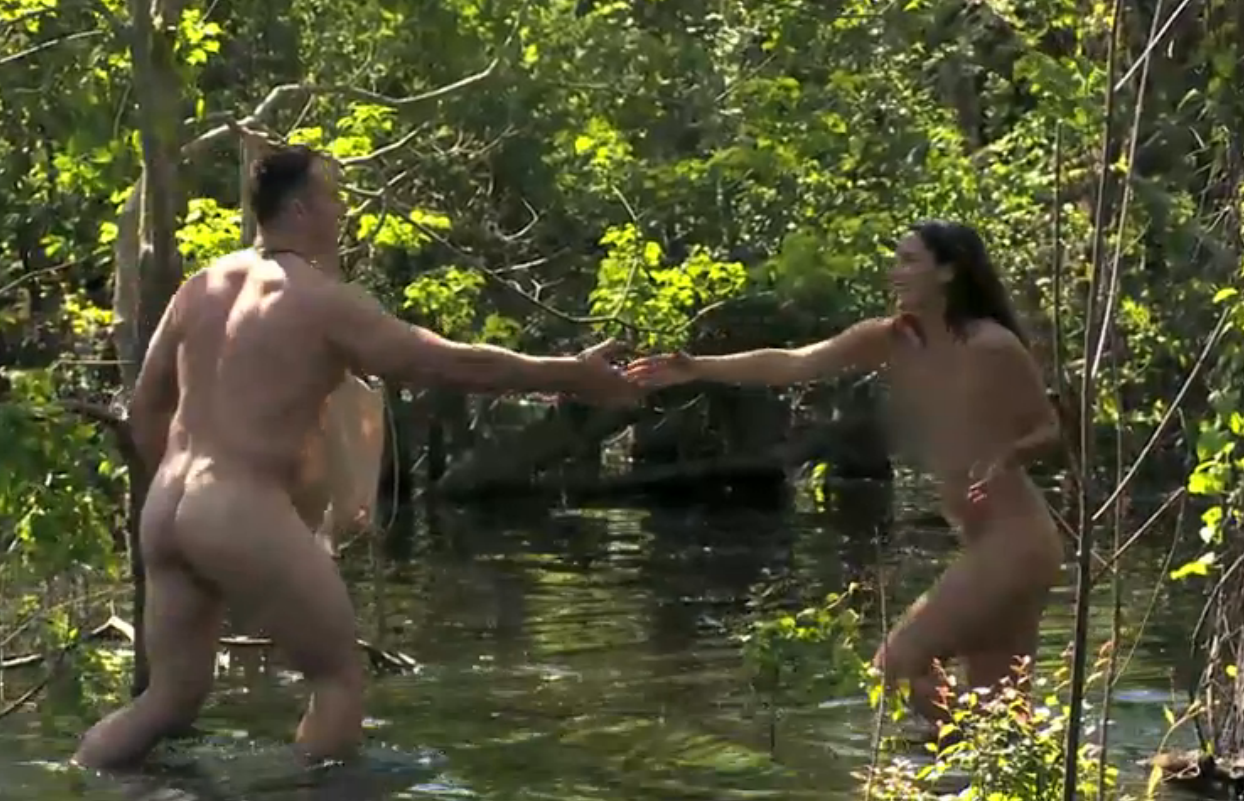 Naked and afraid uncensed