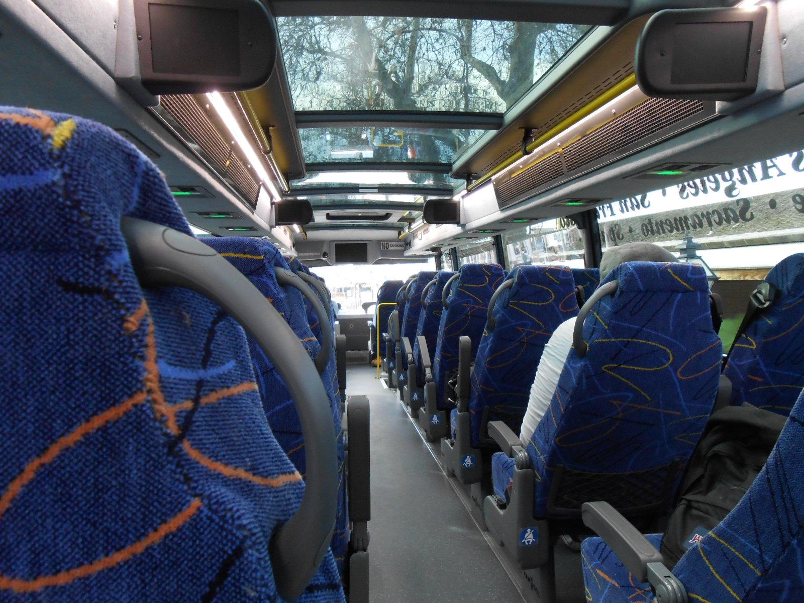 Megabus Double Decker Interior   www.imgkid.com - The ...