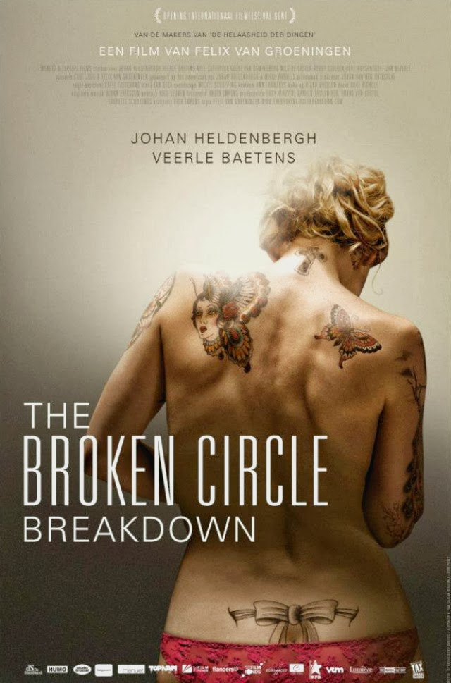 La película The Broken Circle Breakdown