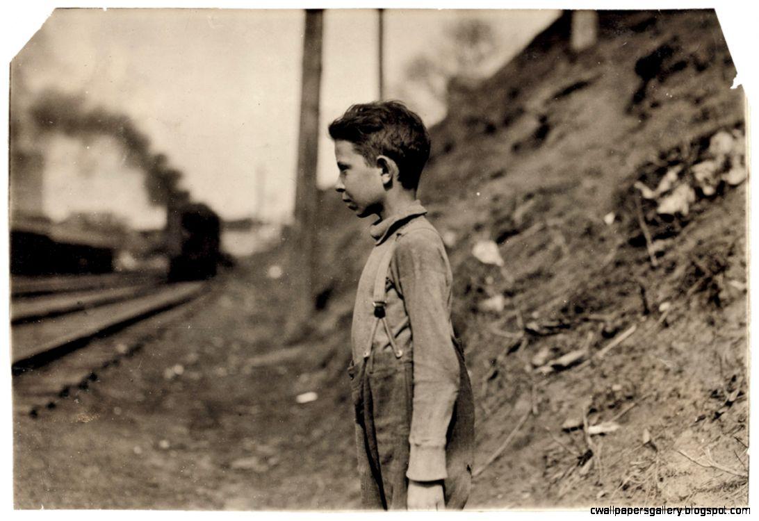 Old Photographs of Children