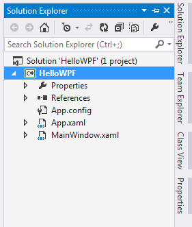 wpf project, wpf app,desktop application, wpf