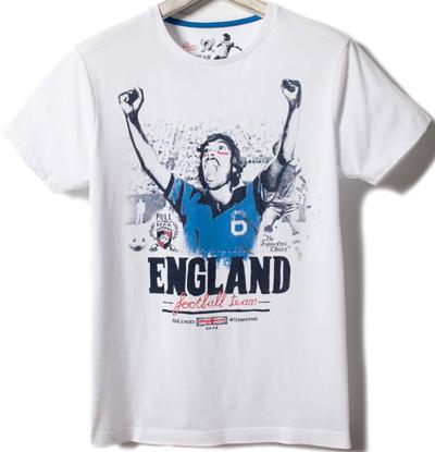 Pull & Bear camisetas Eurocopa 2012