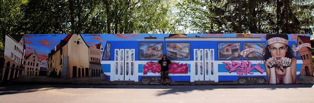 street art estonia, Street art, graffiti izak one stiffingerz crew chile mural, izak, izak one, street art Tallinn, Street art estonia