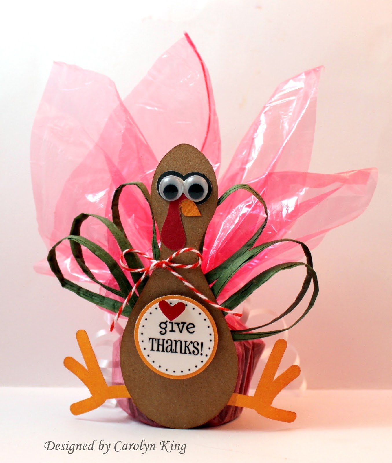 Turkey Cupcake Design Ideas