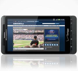 Motorola Luncurkan Smartphone DROID X2 Terbaru