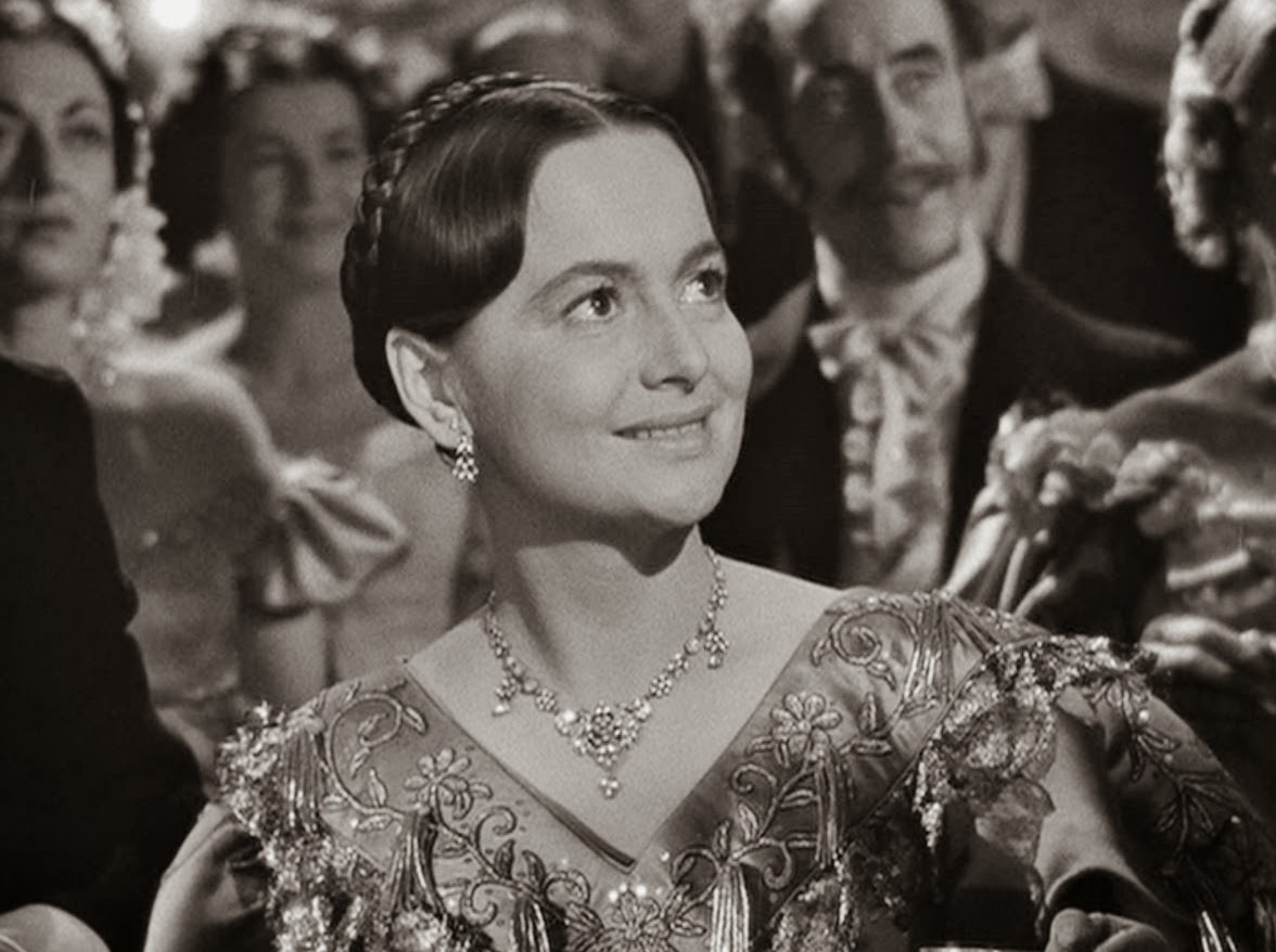 Olivia De Havilland The Heiress The Girl with the Whit...