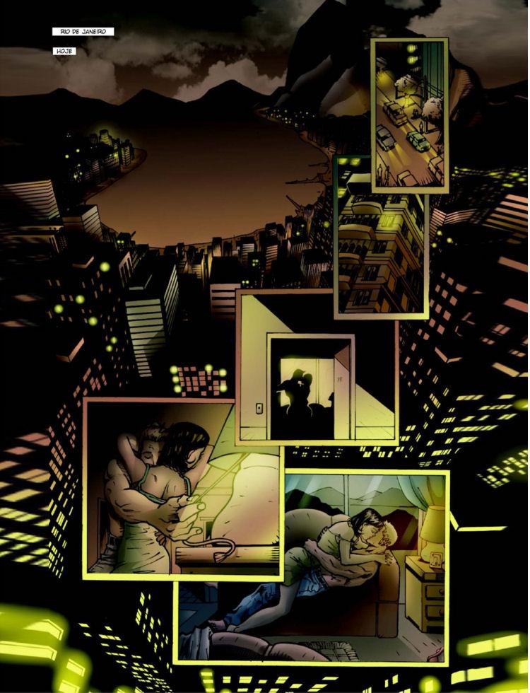 Guardião Noturno - Pagina 2