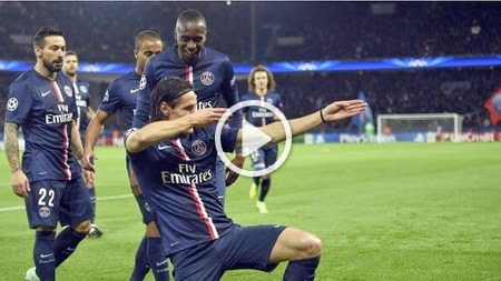 Paris Saint Germain 1-0 APOEL Nicosia