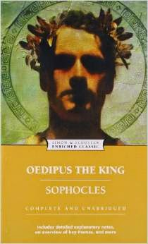 fate in oedipus the king