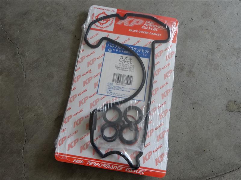 Kp Gasket  Suzuki K6a Engine Rocker Cover Gasket