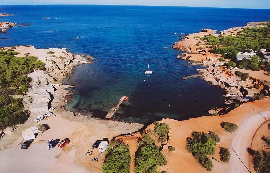 playas en ibiza
