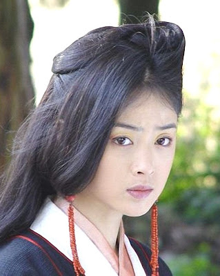 Rulu Jiang Xin foto 2