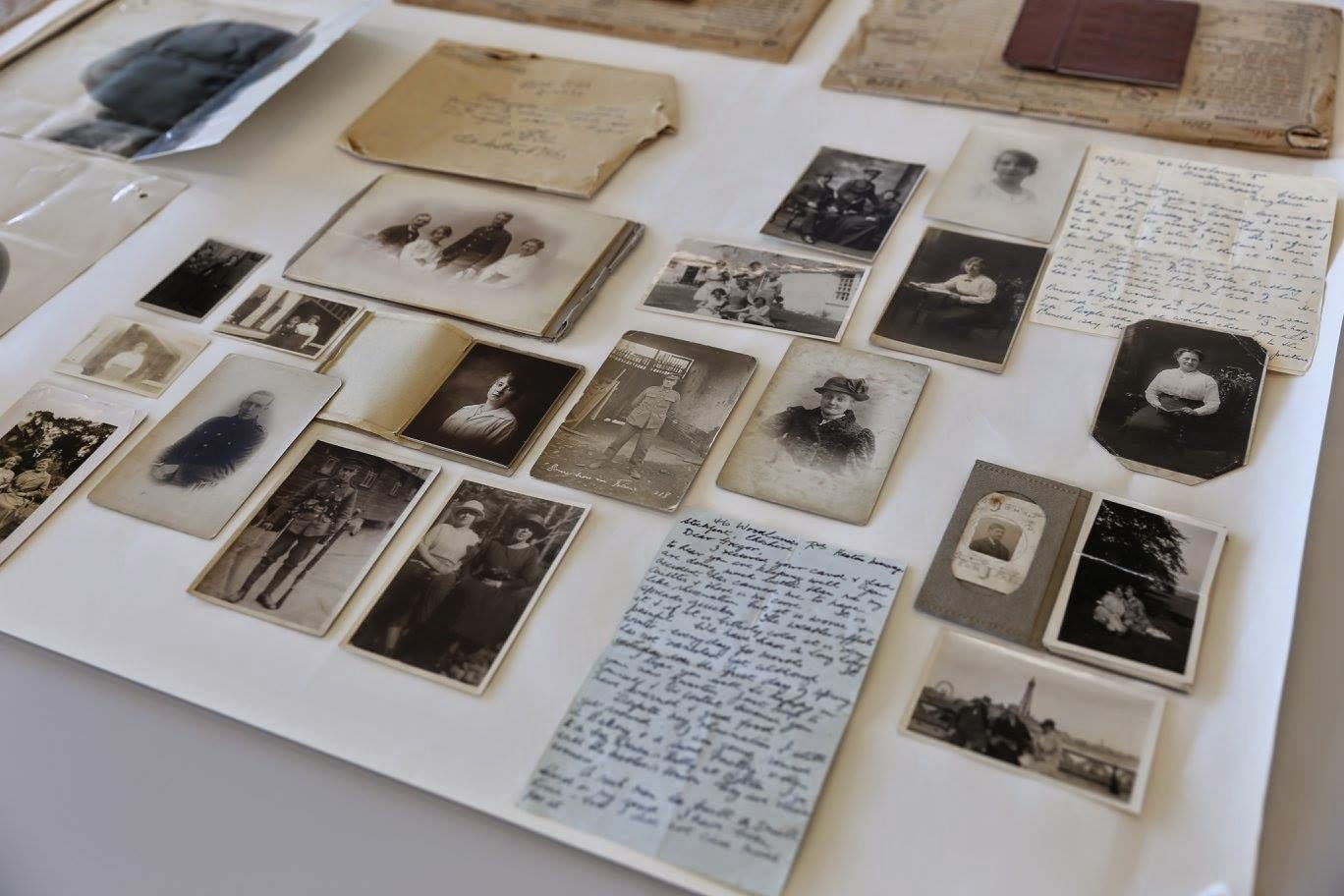A Fascinating Look at the Digitization of Canadian WW1 CEF Files