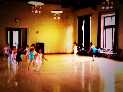 blur%2Bof%2Blittle%2Bballet%2Bdancers A Blur of Little Ballet Dancers  photo